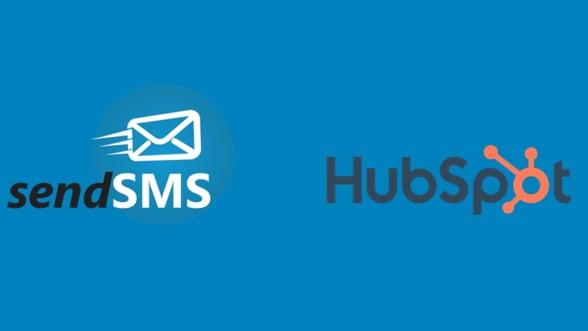 SendSMS - prima companie din Romania care dezvolta un Modul SMS pentru HubSpot