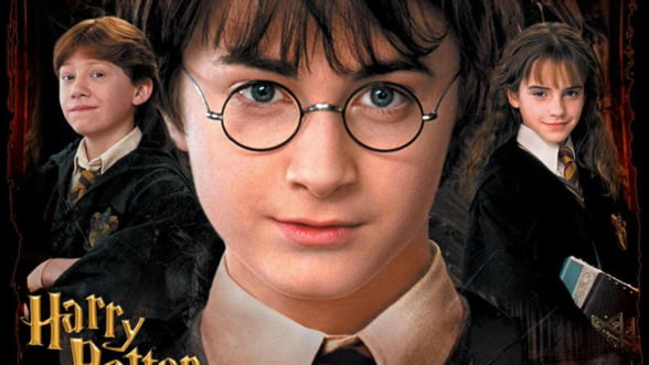 "Seria ""Harry Potter"", disponibila in format eBook"