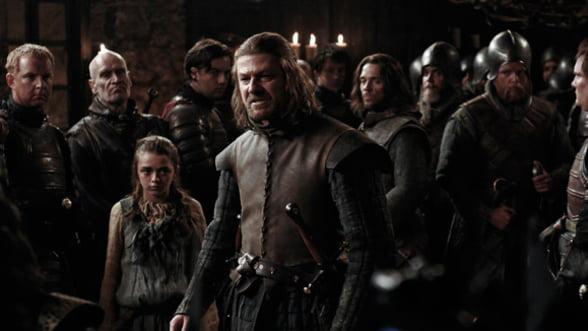 "Serialul TV ""Game of Thrones"" va avea doua noi sezoane"