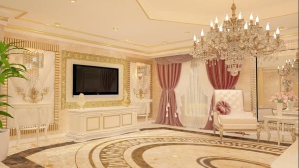 Servicii amenajari interioare resedinte private - Nobili Interior Design