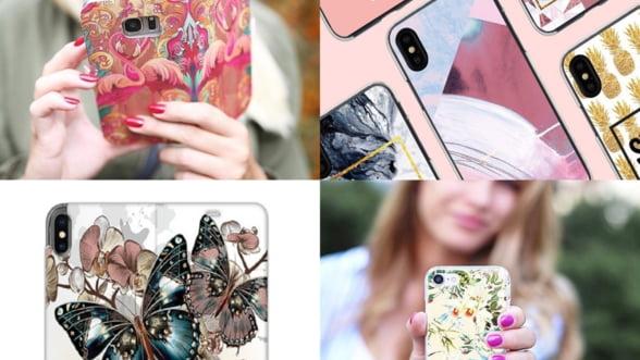 Servicii online pentru personalizarea si protectia telefonului