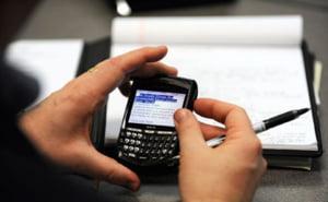 Serviciile BlackBerry au cazut complet, luni