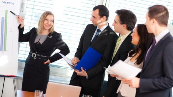 Serviciile de externalizare au prins avant: Afacerile Accace, in crestere cu 20%