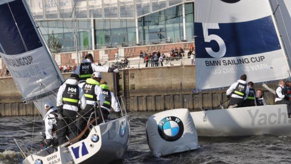 Sezonul de sailing romanesc, la linia de start