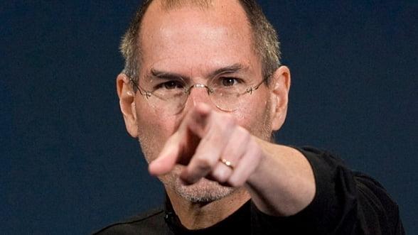Sfaturi de afaceri de la Steve Jobs - Cum sa-ti aduci compania pe culmile gloriei