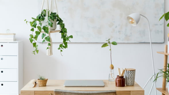 Sfaturi utile pentru a avea un birou minimalist și eficient