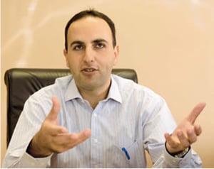 "Shachar Shaine:""Vreau sa triplez cifra de afaceri"""