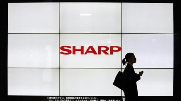 Sharp deschide un birou in Romania si vrea o cota de piata de 5% pe termen mediu