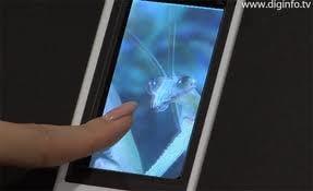 Sharp lanseaza doua telefoane 3D