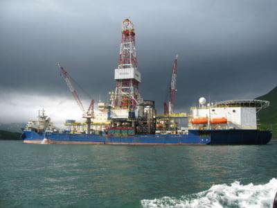 Shell a primit OK-ul pentru foraje in Oceanul Arctic. Ecologistii anunta un dezastru iminent
