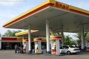 Shell are cea mai cifra de afaceri din lume