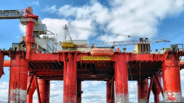 Shell va demara forajele exploratorii pentru titei si gaze in largul coastei Bulgariei