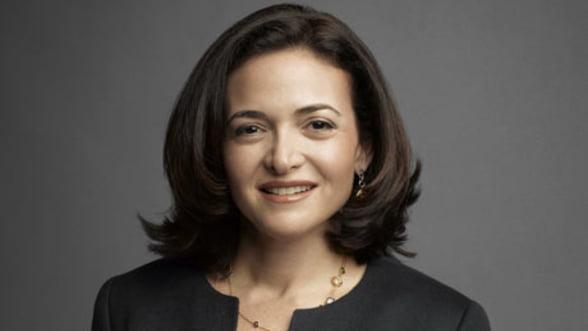 Sheryl Sandberg, prima femeie din Consiliul de Conducere al Facebook