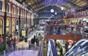 Shopping in Madrid: luxul la pret redus