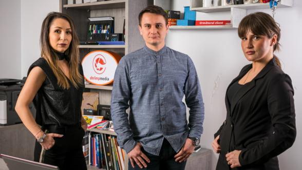Shrimp Media - un jucator curajos pe piata de productie publicitara