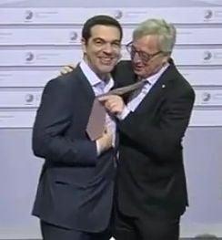 Si-au pierdut rabdarea cu Grecia? Juncker ar fi refuzat sa discute cu Tsipras, in ajunul reuniunii G7