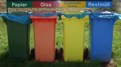 Sibienii vor plati de acum ca in Germania pentru cat gunoi produc