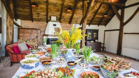Sibiul isi promoveaza bucatele traditionale la Targul de Turism al Romaniei
