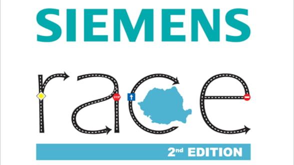 Siemens Race: Concurs tematic cu bloggeri