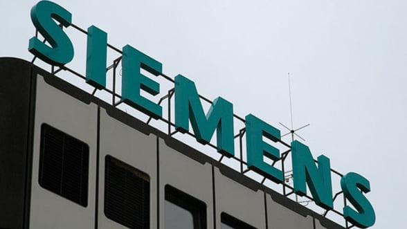 Siemens ar putea anunta concedieri si inchideri de unitati