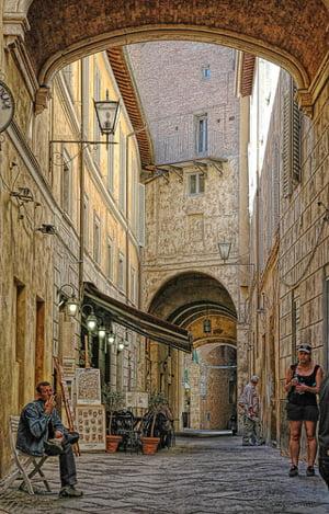 Siena: Unul dintre cele mai frumoase orase din Toscana