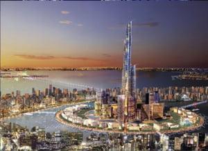 Silk City, un oras de 132 miliarde de dolari