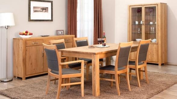 Simex Black Friday: 30%- 50% reducere la dormitoare si sufragerii din lemn masiv