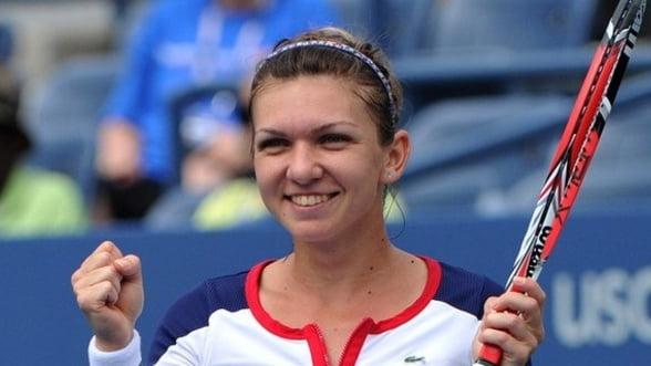 Simona Halep s-a calificat in semifinalele de la Wimbledon