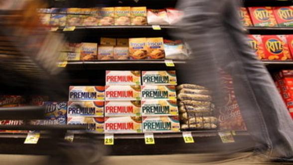 Simti ca cineva te urmareste la supermarket? Rafturile vor sti totul despre tine