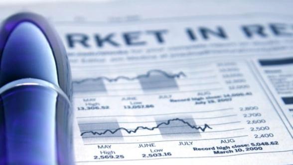Sinca (BCR): Creditele si depozitele vor inregistra ritmuri de crestere sub 10%, in 2013