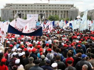 Sindicalistii ameninta cu proteste dupa analizarea Codului muncii