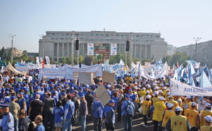 Sindicalistii ataca Guvernul pe cai juridice internationale