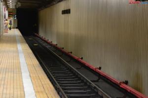 Sindicalistii de la metrou cer testarea salariatilor si sa se cumpere materiale de protectie