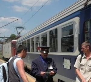 Sindicalistii din domeniul feroviar declanseaza greva japoneza si ameninta cu proteste spontane