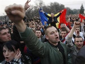 Sindicalistii protesteaza marti in alte opt judete