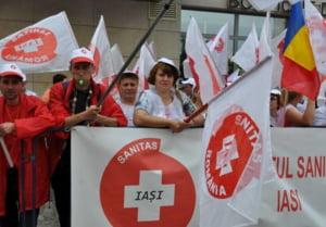 Sindicat medici: Cresterea pe Legea salarizarii este de 73%, dar intr-o prima etapa vorbim de 15-20%