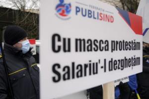 """Sindicatul Europol a anuntat ca Lucian Bode a propus 1.000 de lei brut lunar pentru personalul MAI implicat in lupta impotriva COVID-19: """"Nu putem fi de acord ca reprezinta o solutie"""""""