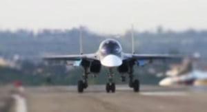 Siria fierbe: Rusia a distrus un centru de comanda al Statului Islamic