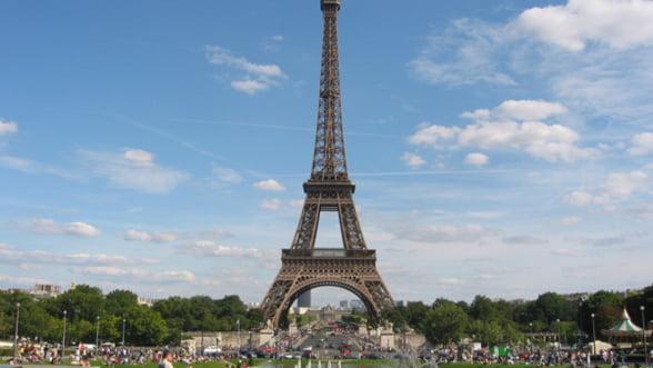 Sisteme de energie alternativa, amplasate pe Turnul Eiffel
