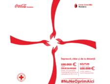Sistemul Coca-Cola in Romania sustine eforturile autoritatilor si doneaza bani pentru echipamente medicale, precum si bauturi pentru spitale si centre de carantina, in valoare totala de 200.000 de euro