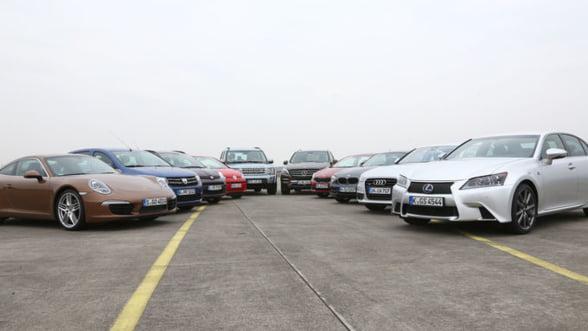 Sistemul ESP devine obligatoriu pentru masinile noi vandute in Europa