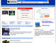 Site-ul MySpace, vandut pentru 35 mil de dolari