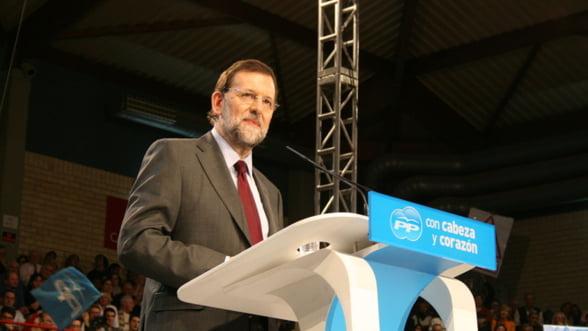 Situatia din Spania se complica. Analistii prevad o criza pe termen mediu