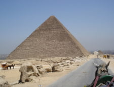 Situl piramidelor din Giza inca mai are secrete. Iata ce s-a mai descoperit acolo