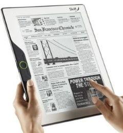 Skiff lanseaza cel mai subtire eBook Reader din lume