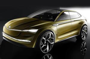 Skoda va lansa un SUV 100% electric