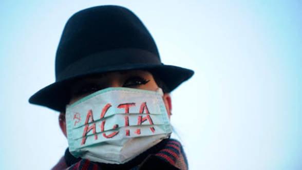 Slovenia suspenda ratificarea ACTA