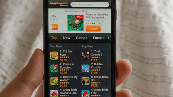 Smartphone Amazon: Lansarea telefonului a fost confirmata