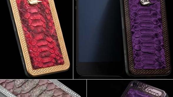 Smartphone-uri de lux: Colectia exclusivista Caviar (Galerie foto)