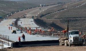 Soarta autostrazii Transilvania depinde de negocierile MTI cu Bechtel